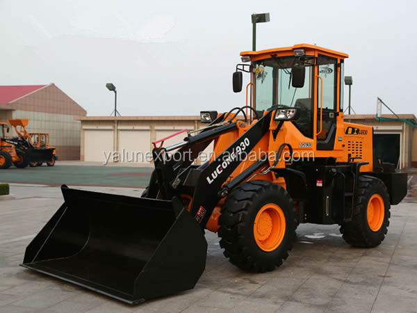 Chinese good price 3ton loader 930 fast delivery wheel loader for sale