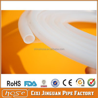 Soft Transparent Silicone Rubber Tube, FDA Approved Clear Silicone Tubing For Coffee Maker, Food Grade Silicone Water Tube