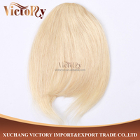 Long Hair Fringe #613color ,100% Human Hair