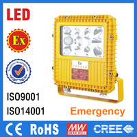 explosion proof led dock light in hazardous area