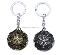Metal Game of Throne House Tyrell Keychain