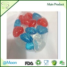 Hot Selling Wine Chiller plastic PE ice cubes with LOGO for party on Summer