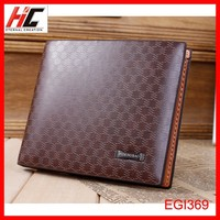 Fashion trends Pi dengbao brand men genuine leather purse 2014 best men wallet with sim card holder