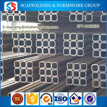 Tianjin SS Group Supplier different kind of square tubes/Manufacturer square carbon steel pipe/High quality SCH80 steel pipe