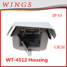 2016 outdoor underwater cctv camera housing IP65 4512 housing