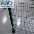 3D triangle fence wire mesh panel / triangle bending fence