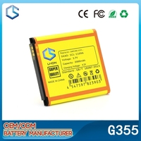 GB/T 18287-2013 Long Time Mobile Phone Battery for Samsung