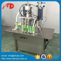 Factory Pesticide Spray Machine Filling Machine On Sale
