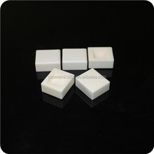 High precision insulating 99% alumina ceramic plate ceramic brake repair kits ceramic part