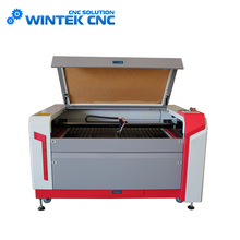 Jinan 60w 80w 100w 130w 150w cheap hobby co2 laser engraving and cutting machine for acrylic,wood,mdf,plywood,paper and plastic