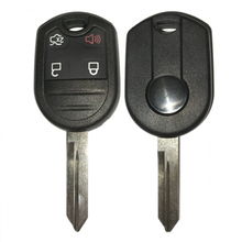 4 Button Keyless Remote Key Smart Car Key Fob Full Complete Key for Ford Mustang Exploror Edge 315MHZ with 4D63 Chip