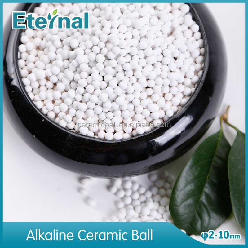 factory supply alkaline water stick ceramic balls for alkaline RO water filter