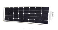 High Quality 6W Clear New Design LED Solar Street Light All In One