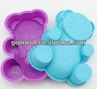 hot sell silicone chocolate molds tool set china supplier birthday party decorations
