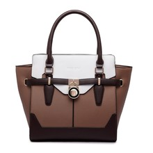 2017 NEW ARRIVALS LT1646 MISS LULU LEATHER LOOK PADLOCK TOTE HANDBAG GUANGZHOU WOMEN BAG FACTORY NO.1BAGS SELER AT ebay & AMAZON