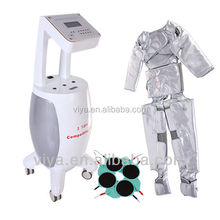 VY-333 3 in 1 Thermal Slimming Machine/ Body Detox Pressotherapy machine With EMS Function