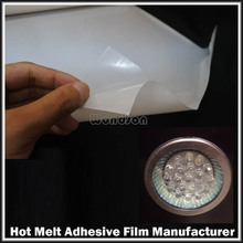 Polyester Hot Melt Adhesive Film Iron Stainless Steel PE Bonding Glue