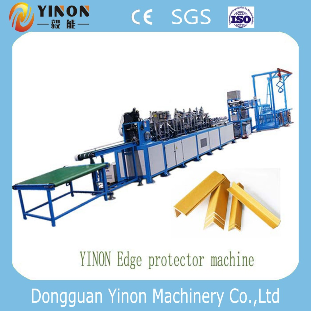 Angle Board Machine For Edge Protector Paper Corner Protective Making Machine