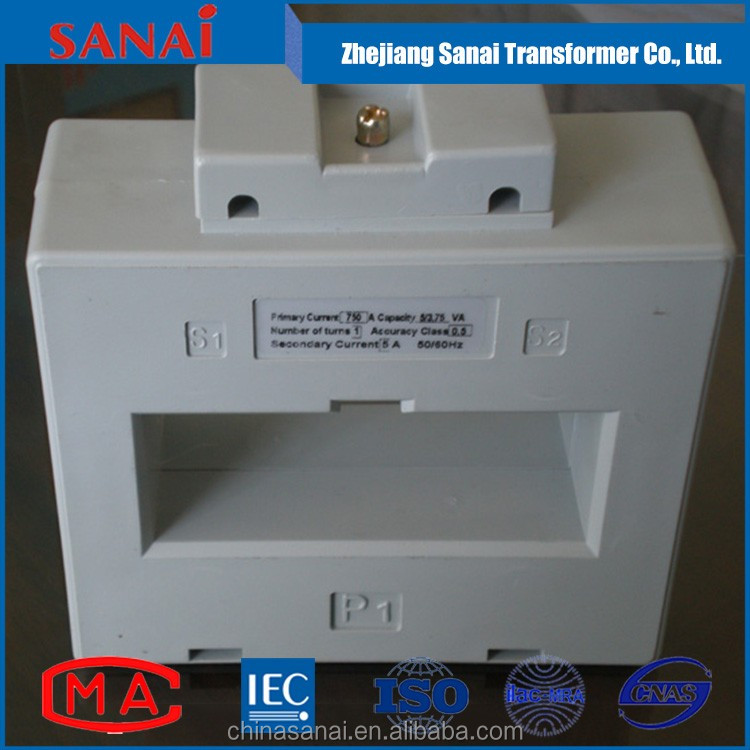 IEC LZZBJ9 12kV CE transformer dry type for electric plant Indoor Current Transformer Price