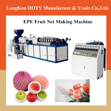 EPE apple /orange foaming packing net making machine