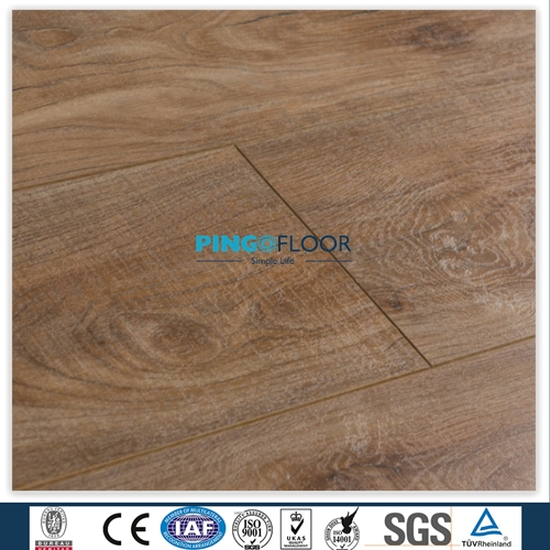 Pingo 8mm light colors high quality laminate flooring for High quality laminate flooring