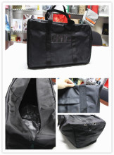 Large capacity 600d nylon tote bag