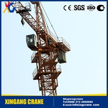 Used second hand tower crane for famous brand