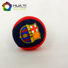 Durable using low price crazy tpr water skim ball bounce ball