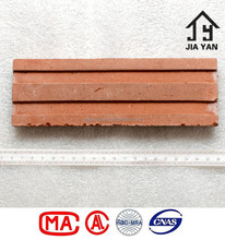 Red color standard size of brick in YiXing