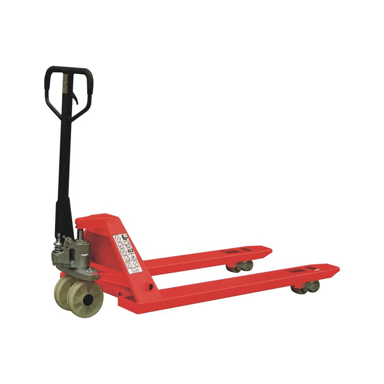 hand pallet truck China 3000kgs Length 1150mm
