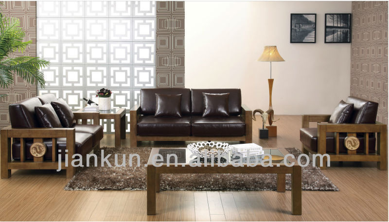 Noble modern discount oak furniture