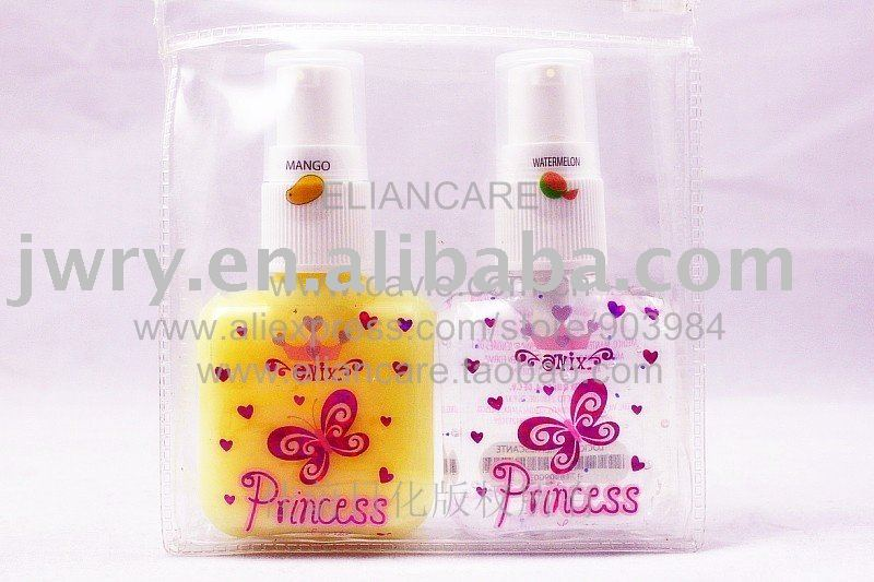 2PK HAND WASH & HAND LOTION WITH LOTION PUMP POUCH PACK-NEW UPDAGING IN Dec. 2010!!!