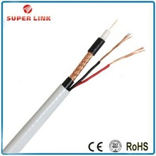 High transmisson camera video coaxial cable RG59 RG6 RG11 coaxial cable with power wire