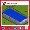 China Factory workshop/warehouse Large Prefabricated Steel Structure Industrial Warehouse/Workshop