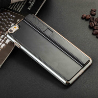 New coming latest custom design cigarette lighter mobile phone case for iphone 6s case