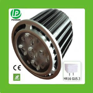 Dimmable Spotlight 6w Mr16 Led 50w Equivalent