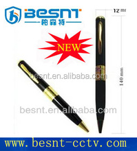 New Products 2014 CMOS Sensor Mini Camera pen video camera driver (BS-729P)