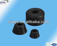 CNC turning fabrication mechanical part rubber