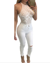 B30426A Europea women hot style embroidery lace stitching sleepwear sexy back zipper tight lingeries
