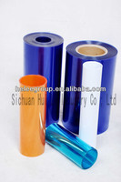 Barrier PVC/PVDC Film Manufacture