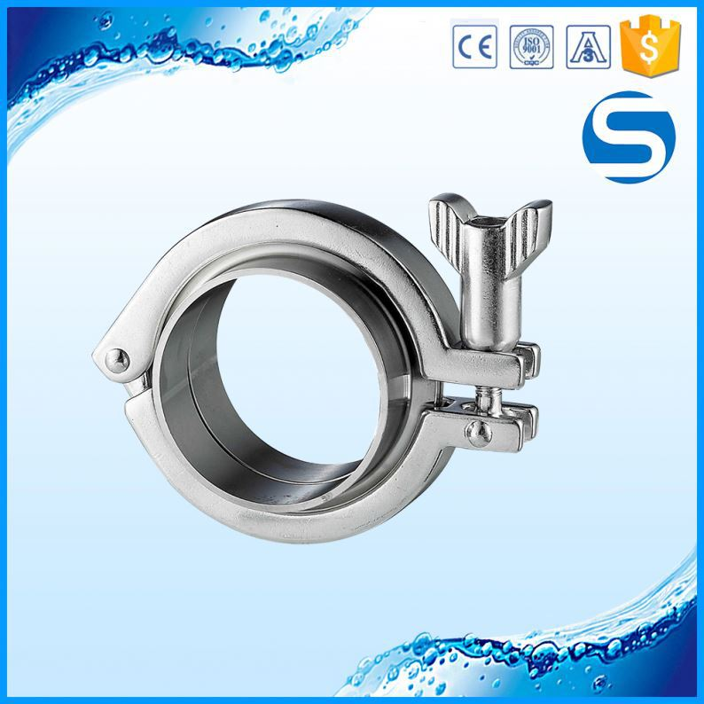 Wholesale Sanitary Pipe Fitting hanging pipe clamp