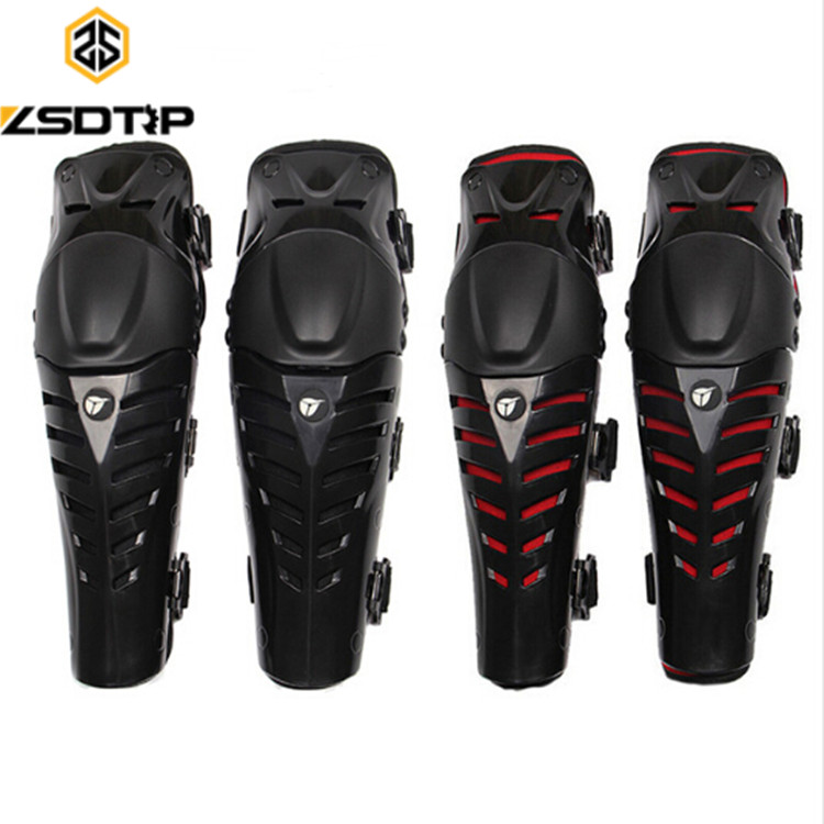 High Quality Motorcycle Knee Pads Mountain Bicycles Outdoor Sports Motocross Kneepad Moto Knees Racing <strong>Protective</strong> Gear