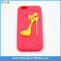 Hot selling good quality silicone waterproof phone case for 5s China wholesale