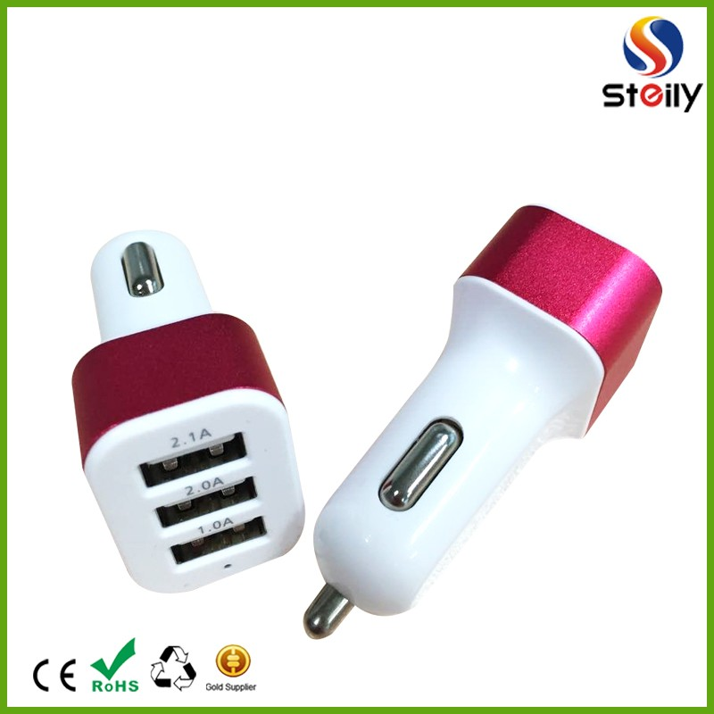 gps tracker with cigarette lighter, car charger 5v 1a, usb car charger