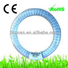 led circular fluorescent tube G10Q-216 13w led ring light