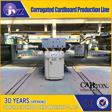 Single Face corrugator double wall corrugated paperboard making machine