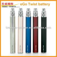 Supply Big Vapor Genesis Rebuildable Atomizer e cigarette mod variable voltage ego twist with 650/900/1100mAh China Manufacturer