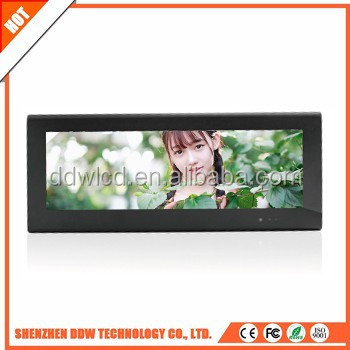 38Inch New durable 16.7M lcd ad player Stretched ir touch advertising display for android Max Resolution: 1920X1080