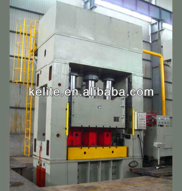 H-frame Hydraulic Press for Stainless steel kitchen sink, press machine 1000 tons