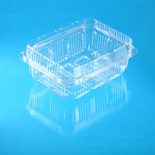 disposable plastic food packaging clear vegetable containers